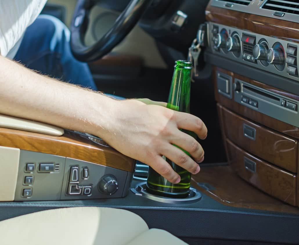 נהיגה בשכרות לנהג חדש