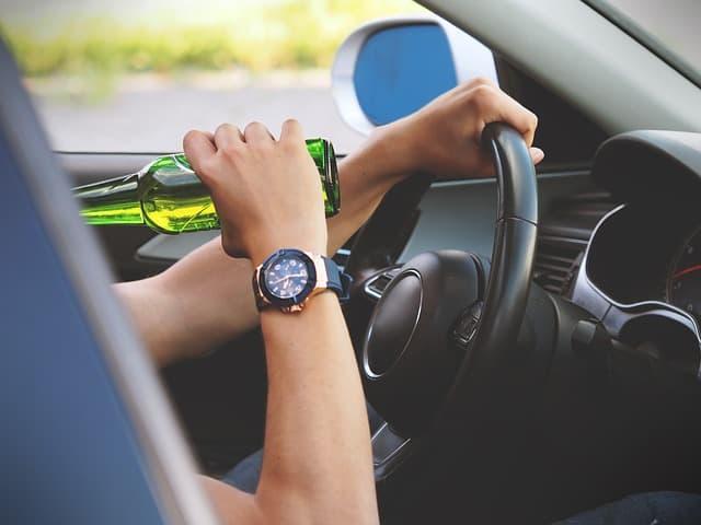 נהיגה בשכרות אצל נהג חדש