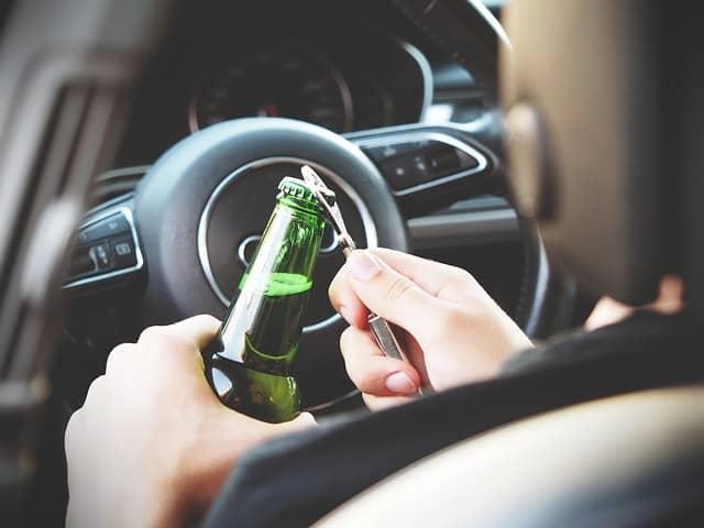 שכרות שלישית בנהיגה